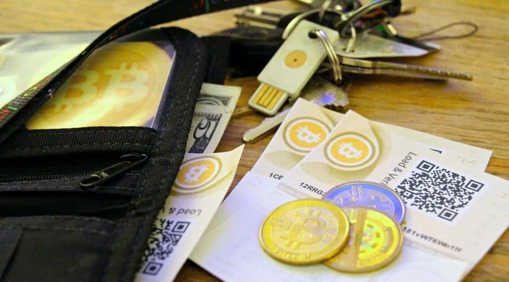 Биткоин кошелек (Bitcoin wallet)