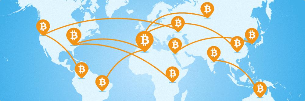 Сеть Биткоинов (Bitcoin Web)